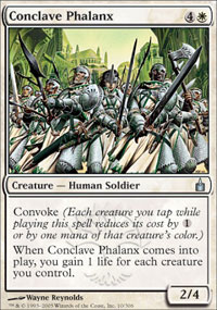 Conclave Phalanx - Ravnica: City of Guilds