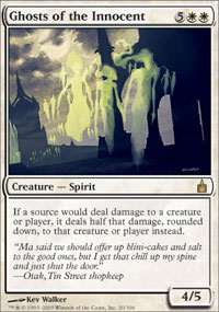 Ghosts of the Innocent - Ravnica: City of Guilds