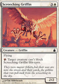 Screeching Griffin - Ravnica