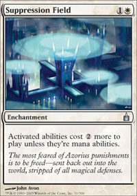 Suppression Field - Ravnica