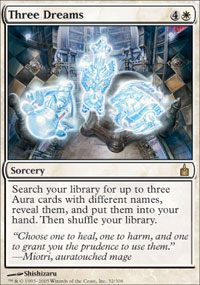 Three Dreams - Ravnica
