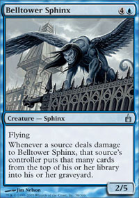 Belltower Sphinx - Ravnica