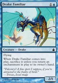 Drake Familiar - Ravnica