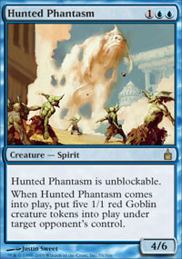 Hunted Phantasm - Ravnica