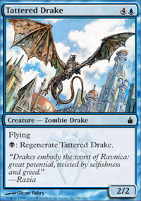 Tattered Drake - Ravnica
