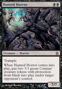 Hunted Horror - Ravnica