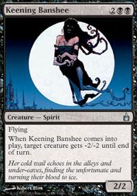 Keening Banshee - Ravnica