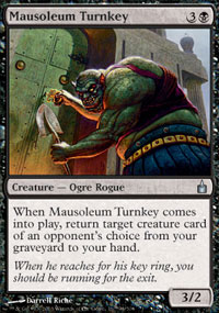 Mausoleum Turnkey - Ravnica: City of Guilds