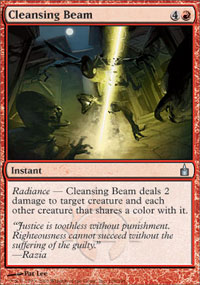Cleansing Beam - Ravnica
