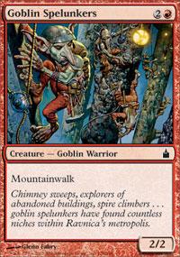 Goblin Spelunkers - Ravnica