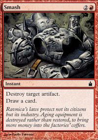 Smash - Ravnica: City of Guilds