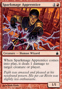 Sparkmage Apprentice - Ravnica: City of Guilds