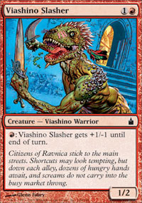 Viashino Slasher - Ravnica