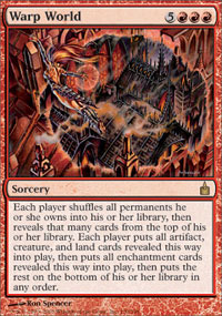 Warp World - Ravnica