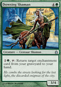Dowsing Shaman - Ravnica: City of Guilds