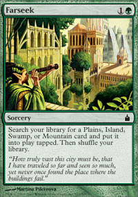 Farseek - Ravnica: City of Guilds
