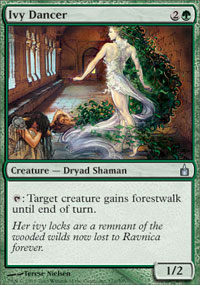 Ivy Dancer - Ravnica