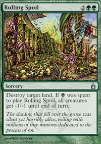 Rolling Spoil - Ravnica: City of Guilds