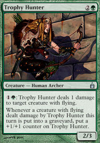 Trophy Hunter - Ravnica