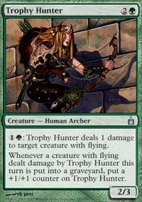 Trophy Hunter - Ravnica: City of Guilds