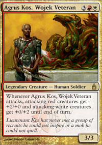 Agrus Kos, Wojek Veteran - Ravnica: City of Guilds