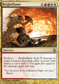 Brightflame - Ravnica: City of Guilds