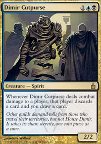 Dimir Cutpurse - Ravnica: City of Guilds