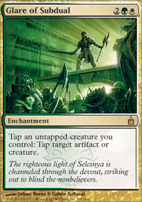 Glare of Subdual - Ravnica