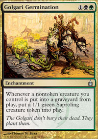 Golgari Germination - Ravnica