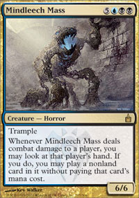 Mindleech Mass - Ravnica: City of Guilds
