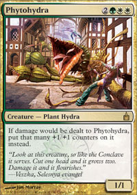 Phytohydra - Ravnica: City of Guilds