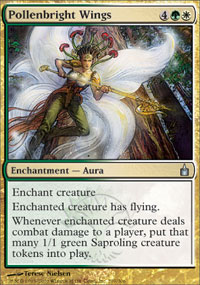 Pollenbright Wings - Ravnica