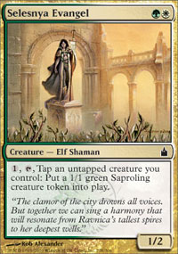 Selesnya Evangel - Ravnica: City of Guilds