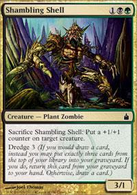 Shambling Shell - Ravnica: City of Guilds