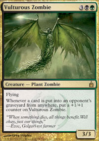 Vulturous Zombie - Ravnica: City of Guilds