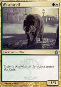 Watchwolf - Ravnica: City of Guilds