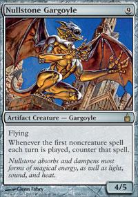 Nullstone Gargoyle - Ravnica