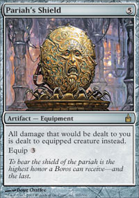 Pariah's Shield - Ravnica: City of Guilds