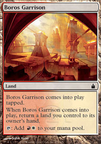Boros Garrison - Ravnica: City of Guilds