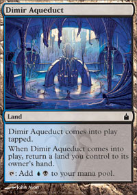 Dimir Aqueduct - Ravnica: City of Guilds