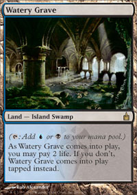 Watery Grave - Ravnica: City of Guilds