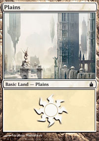 Plains 1 - Ravnica: City of Guilds
