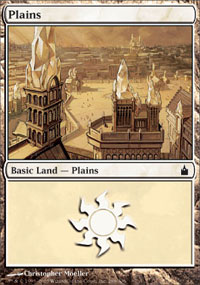 Plains 2 - Ravnica: City of Guilds