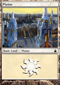 Plains 3 - Ravnica