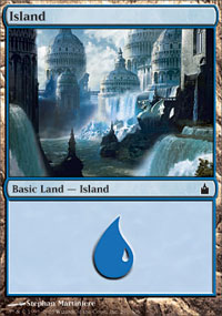 Island 1 - Ravnica: City of Guilds
