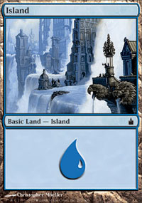 Island 2 - Ravnica: City of Guilds