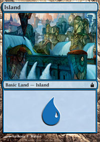 Island 3 - Ravnica: City of Guilds