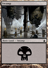 Swamp 2 - Ravnica: City of Guilds