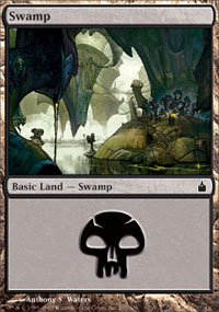 Swamp 3 - Ravnica: City of Guilds