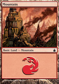 Mountain 2 - Ravnica: City of Guilds